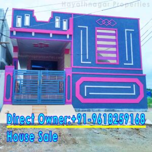 2 bhk independent house for sale in hyderabad